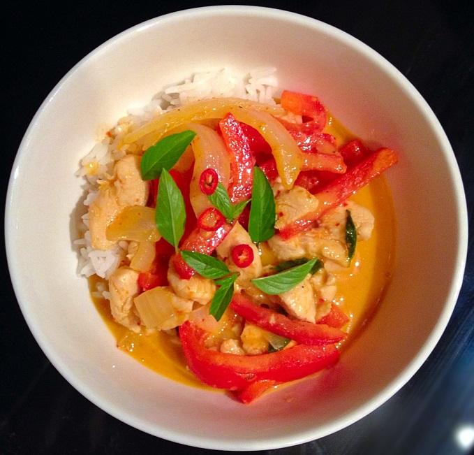 Panang Thai Curry
